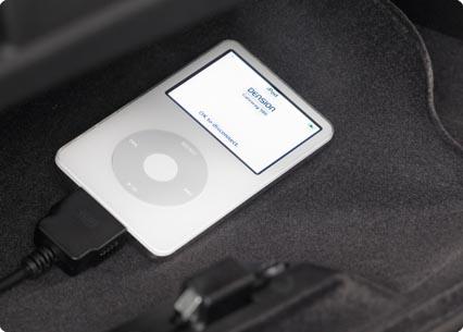 iPod Dension Integration