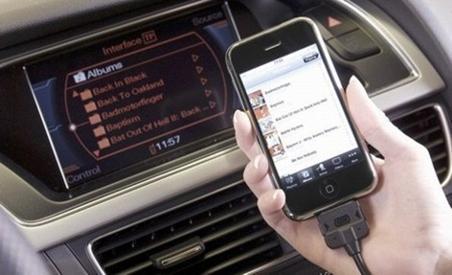 OEM iPod MMI